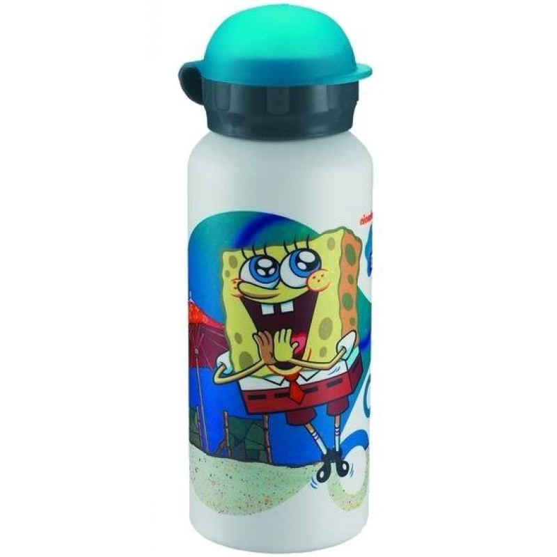 SB08.45 Фляга Sponge Bob