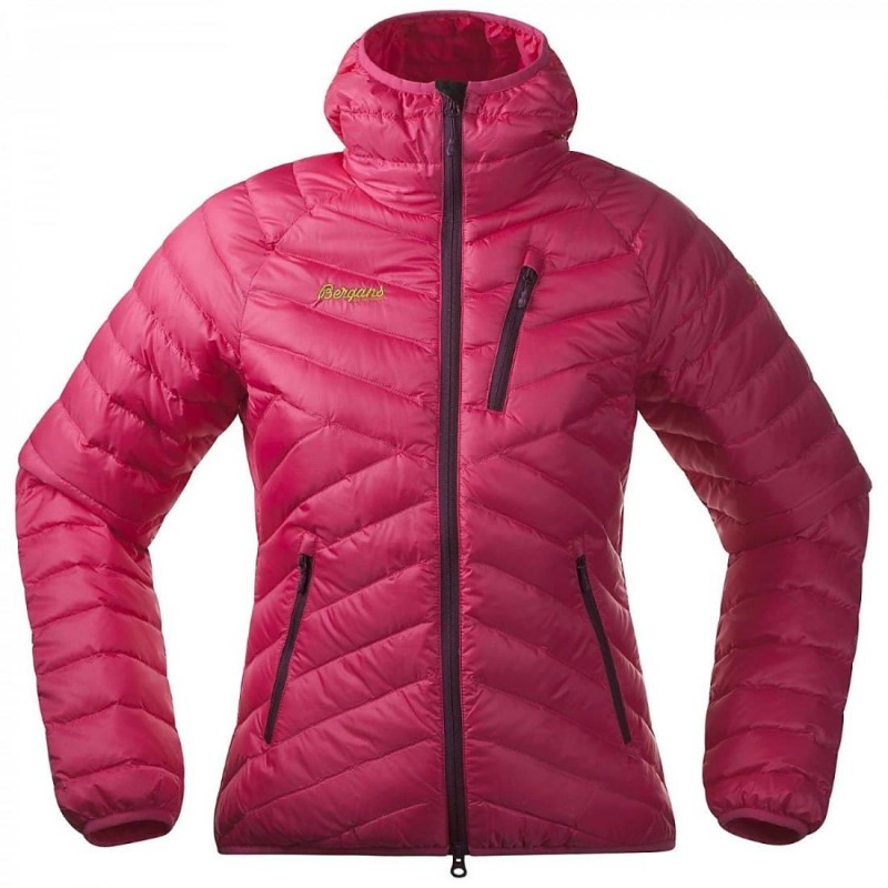 *Куртка Slingsbytind Down Lady Jkt w/Hood