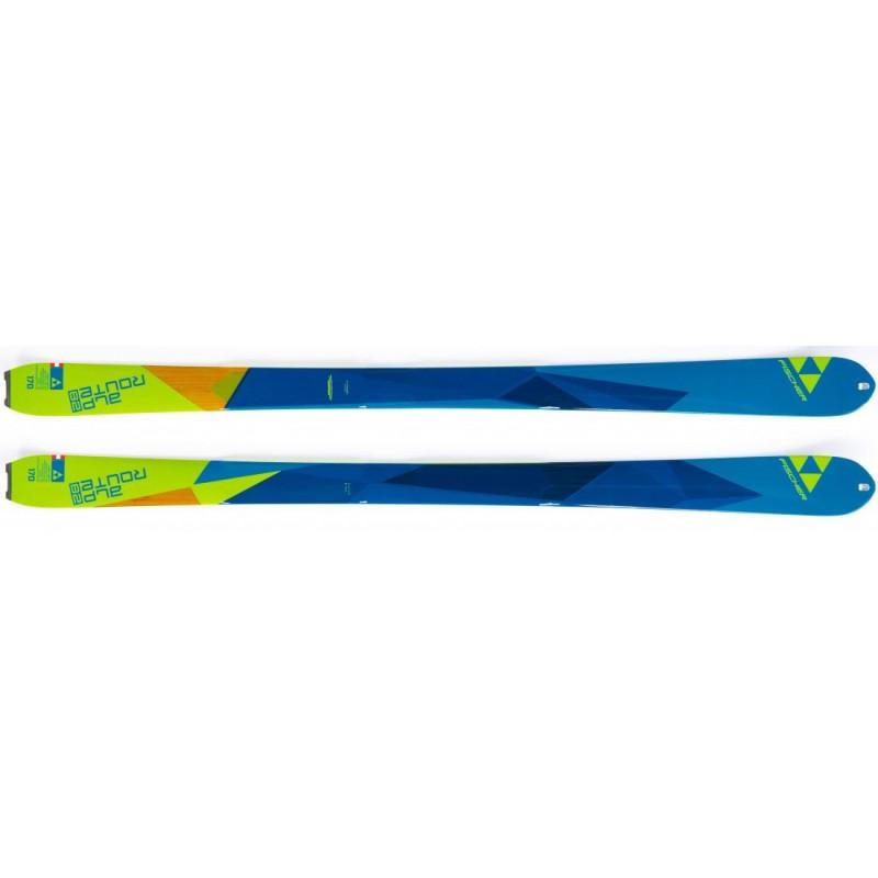 Лыжи горные Alproute 82