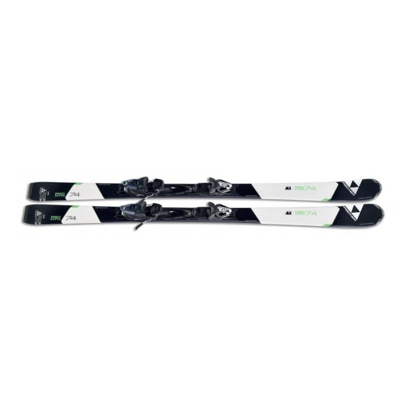 Лыжи горные PRO MTN 74 POWERTRACK