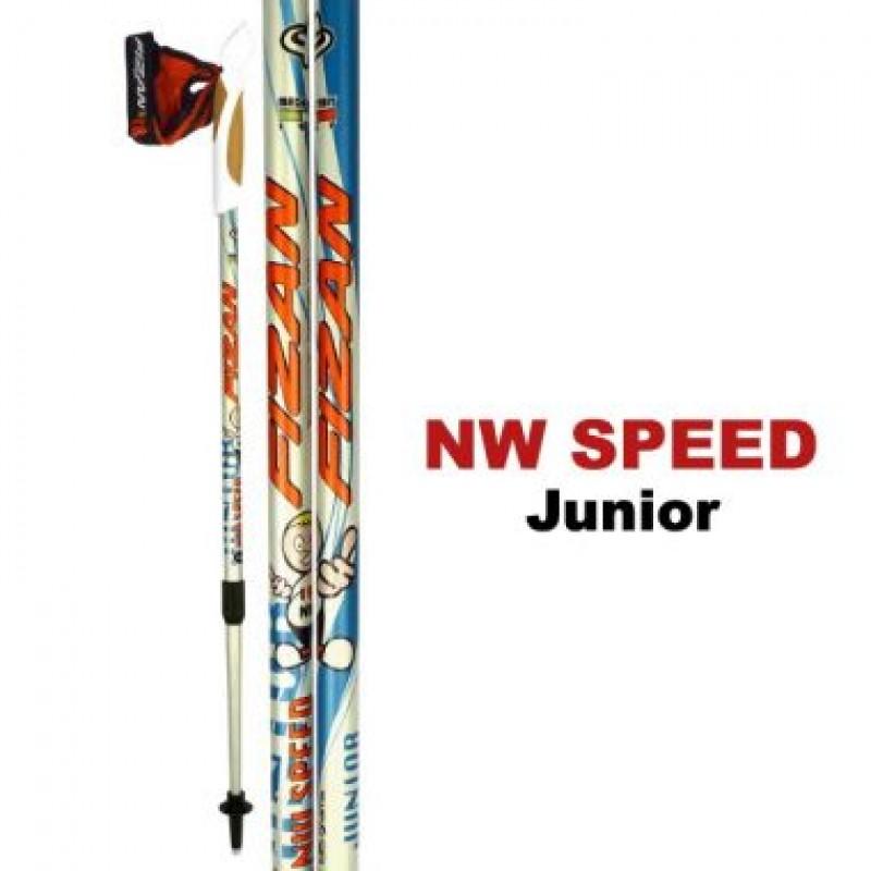 Палки телескопические NW SPEED JR