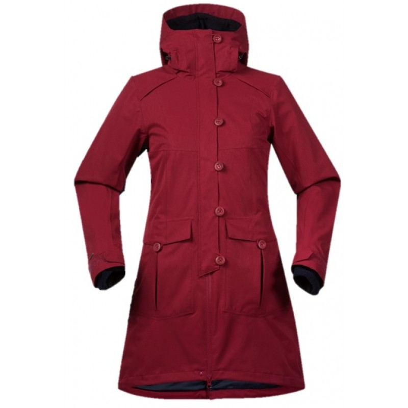 *Пальто Bjerke 3in1 Lady Coat
